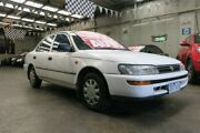 1995 Toyota Corolla AE101R CSi 4 Speed Automatic Sedan Mordialloc Kingston Area Preview