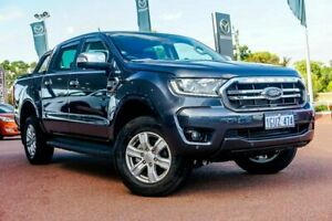 2019 Ford Ranger PX MkIII 2019.00MY XLT Pick-up Double Cab 4x2 Hi-Rider Grey 6 Speed