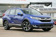 2013 Honda CR-V RM MY14 VTi-S 4WD Orchid White 5 Speed Sports Automatic Wagon Moorooka Brisbane South West Preview