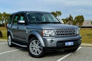 2011 Land Rover Discovery 4 MY11 3.0 SDV6 HSE Grey 6 Speed Automatic Wagon Rockingham Rockingham Area Preview