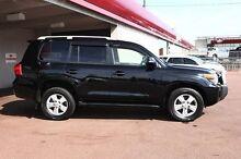 2013 Toyota Landcruiser VDJ200R MY13 VX Black 6 Speed Sports Automatic Wagon Northbridge Perth City Preview