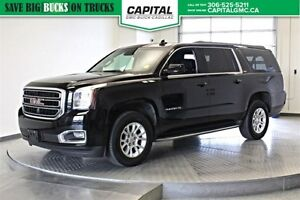 2016 GMC Yukon XL SLT 4WD *Heated Leather Seats-WiFi Hotspot-Nav