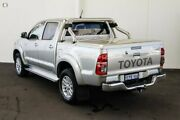 2014 Toyota Hilux KUN26R MY14 SR5 Double Cab Sterling Silver 5 Speed Manual Utility Rockingham Rockingham Area Preview