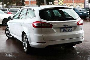 2014 Ford Mondeo MC Zetec Tdci White 6 Speed Sports Automatic Wagon Northbridge Perth City Area Preview