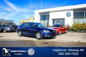 2013 Volkswagen Jetta Sedan Trendline + Manual w/ Heated Seats A