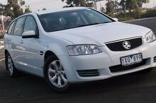 2012 Holden Commodore VE II MY12 Omega Sportwagon White 6 Speed Sports Automatic Wagon Southbank Melbourne City Preview