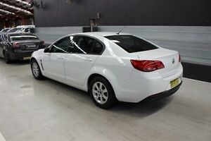 2014 Holden Commodore VF MY14 Evoke White 6 Speed Sports Automatic Sedan Maryville Newcastle Area Preview