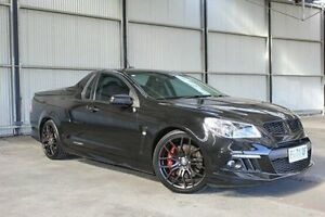 2013 Holden Special Vehicles Maloo GEN-F MY14 R8 Black 6 Speed Manual Utility Invermay Launceston Area Preview
