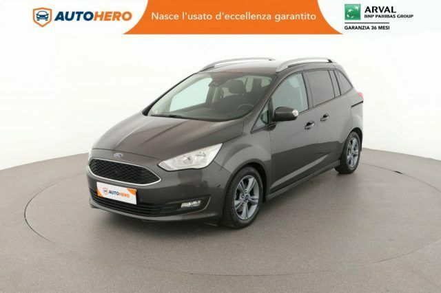 FORD C-Max 7 1.5 TDCi Powershift S&S Business-CONSEGNA A CASA