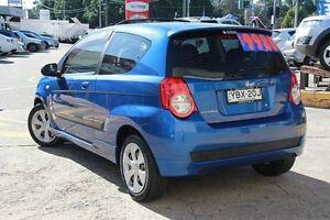2009 Holden Barina TK MY10 Blue 5 Speed Manual Hatchback Wolli Creek Rockdale Area Preview
