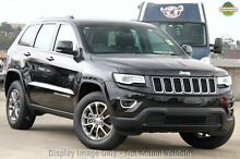 2015 Jeep Grand Cherokee WK MY15 Laredo (4x4) Brilliant Black 8 Speed Automatic Wagon Chatswood West Willoughby Area Preview