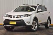 2013 Toyota RAV4 ALA49R GXL AWD White 6 Speed Sports Automatic Wagon Hendra Brisbane North East Preview