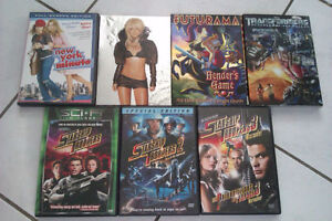 Movie DVD Collection. OZ added Cambridge Kitchener Area image 5