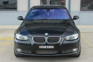 2008 BMW 335i E93 35I Black 6 Speed Steptronic Convertible Blacktown Blacktown Area Preview