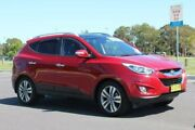 2015 Hyundai ix35 LM Series II Highlander (AWD) Remington Red 6 Speed Automatic Wagon Port Macquarie Port Macquarie City Preview