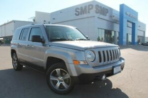 2016 Jeep Patriot High Altitude - Leather, Sunroof, Alloy Rims