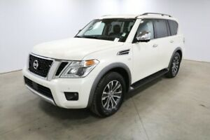 2019 Nissan Armada AWD SL Heated leather seats, Moonroof, 8 inch