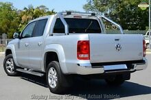 2015 Volkswagen Amarok 2H MY16 TDI420 4Motion Perm Highline Grey 8 Speed Automatic Utility Cannington Canning Area Preview