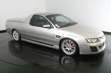 2006 Holden Special Vehicles Maloo Z Series 2 R8 Silver 4 Speed Automatic Utility Welshpool Canning Area Preview