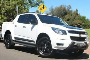 2015 Holden Colorado RG MY16 Z71 Crew Cab White 6 Speed Sports Automatic Utility Thebarton West Torrens Area Preview