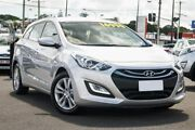 2014 Hyundai i30 GD Active Tourer Silver 6 Speed Sports Automatic Wagon Mount Gravatt Brisbane South East Preview