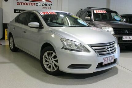 2013 Nissan Pulsar B17 ST Silver Automatic Sedan Southport Gold Coast City Preview
