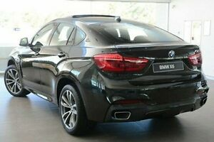 2016 BMW X6 F16 xDrive30d Coupe Steptronic Black 8 Speed Sports Automatic Wagon Wangara Wanneroo Area Preview