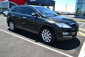 2009 Mazda CX-9 TB Series 1 Luxury Black Sports Automatic Strathmore Heights Moonee Valley Preview