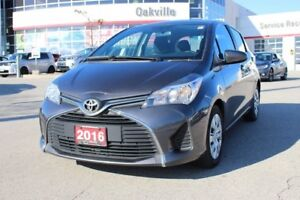 2016 Toyota Yaris LE w/ Bluetooth & Automatic