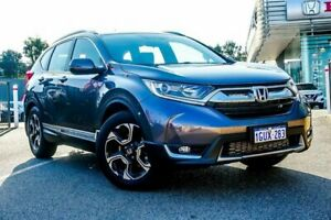 2018 Honda CR-V RW MY18 VTi-L FWD Grey Constant Variable Wagon