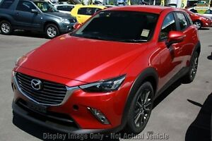 2016 Mazda CX-3 DK S Touring (FWD) Soul Red 6 Speed Automatic Wagon Liverpool Liverpool Area Preview