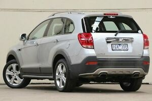2015 Holden Captiva Silver Sports Automatic Wagon Vermont Whitehorse Area Preview