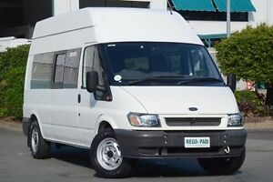 2002 Ford Transit VH Mid Roof MWB Diamond White 5 Speed Manual Van Acacia Ridge Brisbane South West Preview