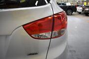 2014 Hyundai ix35 LM3 MY14 Elite Silver 6 Speed Sports Automatic Wagon Brooklyn Brimbank Area Preview