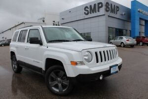 2015 Jeep Patriot High Altitude - 4X4, Leather, Sunroof, New Tir