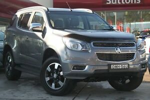2016 Holden Colorado 7 RG MY16 Trailblazer Grey 6 Speed Sports Automatic Wagon Waitara Hornsby Area Preview