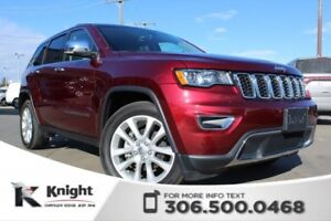 2017 Jeep Grand Cherokee Limited - Remote Start - Heated Leather