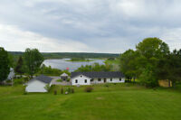17 Diplomat Drive - Panoramic View of Saint John River!!