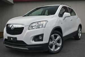 2016 Holden Trax White Automatic Wagon Dandenong Greater Dandenong Preview