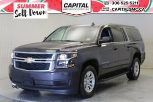2017 Chevrolet Suburban LT 4WD*Leather*Sunroof*Nav*