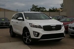 2017 Kia Sorento Snow White Pearl Wagon Blacktown Blacktown Area Preview