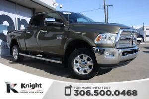 2015 Ram 3500 Longhorn - 5/160 Gold Plan - Heated/Cooled Leather