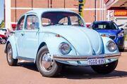 1973 Volkswagen Beetle 1300 Blue 4 Speed Manual Sedan Fremantle Fremantle Area Preview