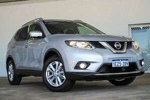 2016 Nissan X-Trail T32 ST-L X-tronic 2WD Silver 7 Speed Constant Variable Wagon Embleton Bayswater Area Preview