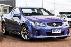 2007 Holden Ute VE SV6 Blue 5 Speed Sports Automatic Utility East Rockingham Rockingham Area Preview