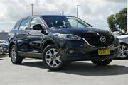 2015 Mazda CX-9 TB10A5 Classic Activematic Black 6 Speed Sports Automatic Wagon Kirrawee Sutherland Area Preview