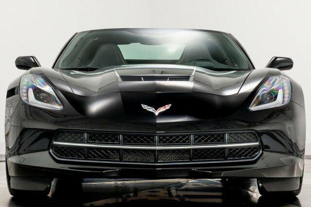 Image 3 Coche Americano usado Chevrolet Corvette 2014