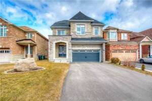 Stunning Detached in Meadowvale!! Rare Opportunity!!