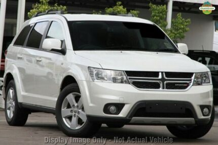 2014 Dodge Journey JC MY15 SXT White 6 Speed Automatic Wagon Mosman Mosman Area Preview