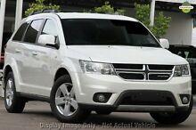 2014 Dodge Journey JC MY15 SXT White 6 Speed Automatic Wagon Mosman Mosman Area Preview